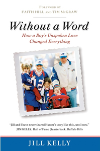 Jill Kelly Without A Word Book