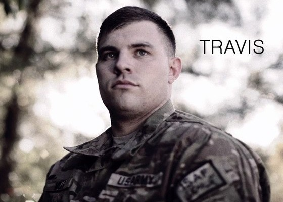 Travis Mills an American Hero